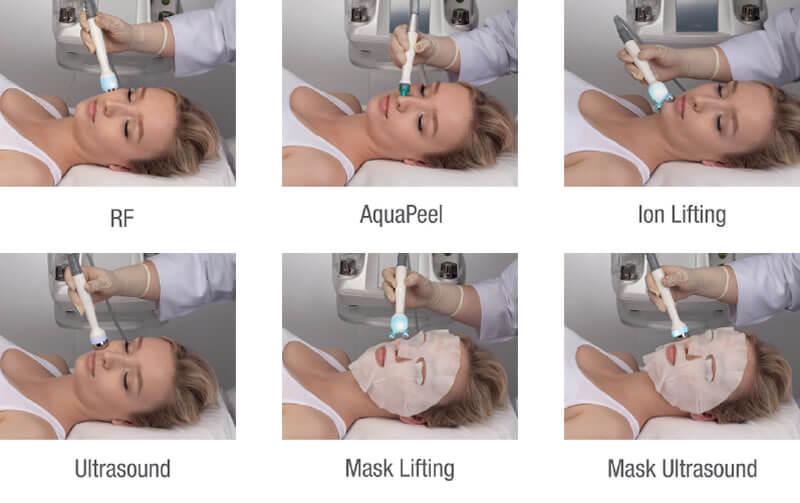Profacial treatments